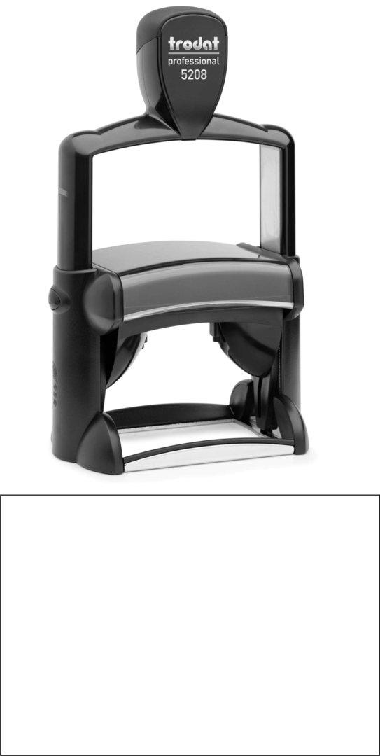 Trodat Professional 5208 | 68x47mm