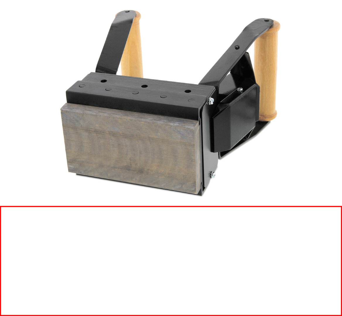 ALK S258 Brennstempel 250 x 80 mm