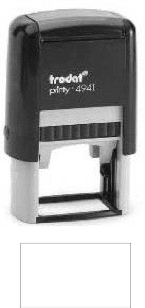 Trodat Printy | 4941 41x24mm