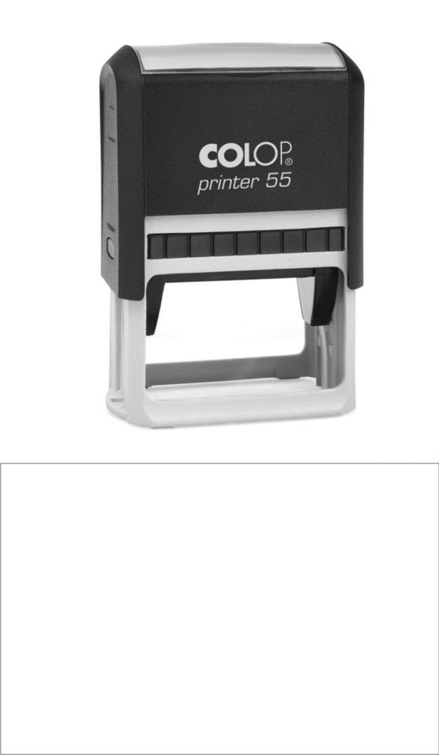 Colop Printer 55 | 60x40mm