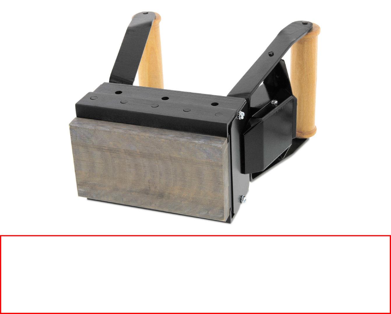 ALK S255 Brennstempel 250 x 50 mm