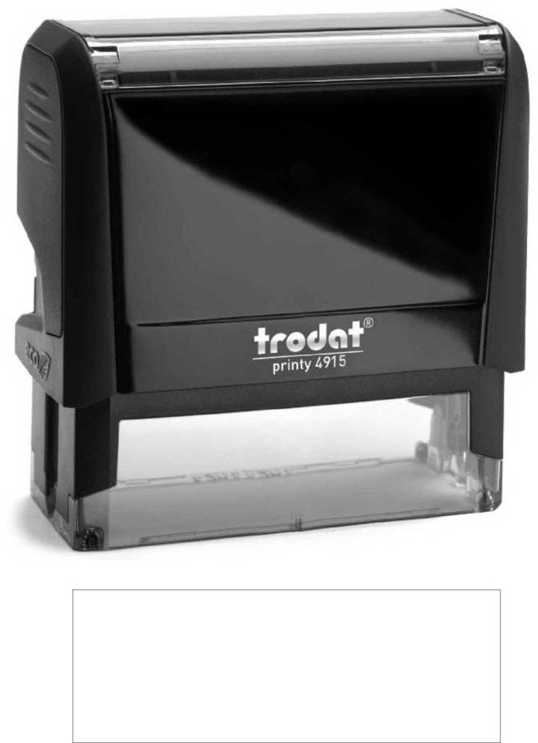 Trodat Printy | 4915 70x25mm