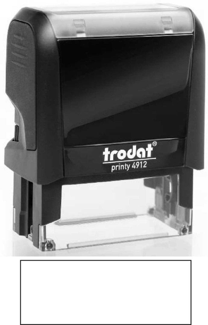 Trodat Printy | 4912 45x17mm