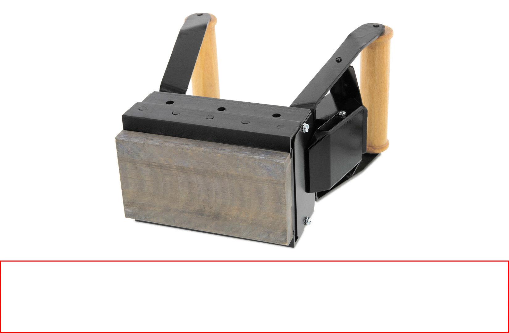 ALK S355 Brennstempel 350 x 50 mm