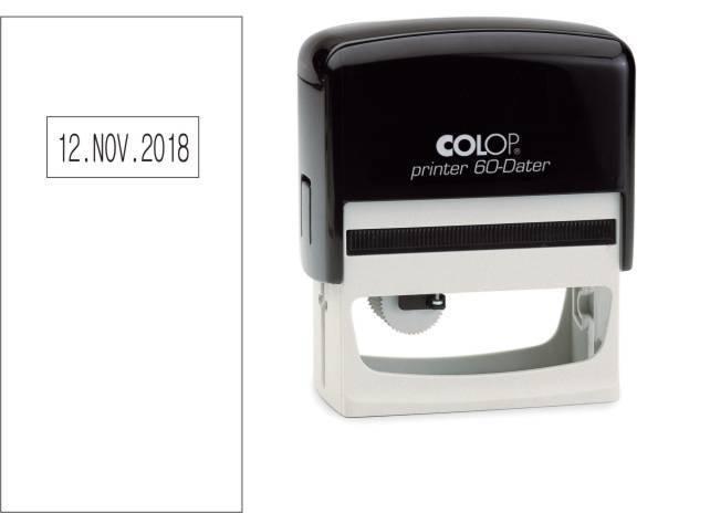 Colop Printer 60 Dater Position anpassbar | 76x37mm