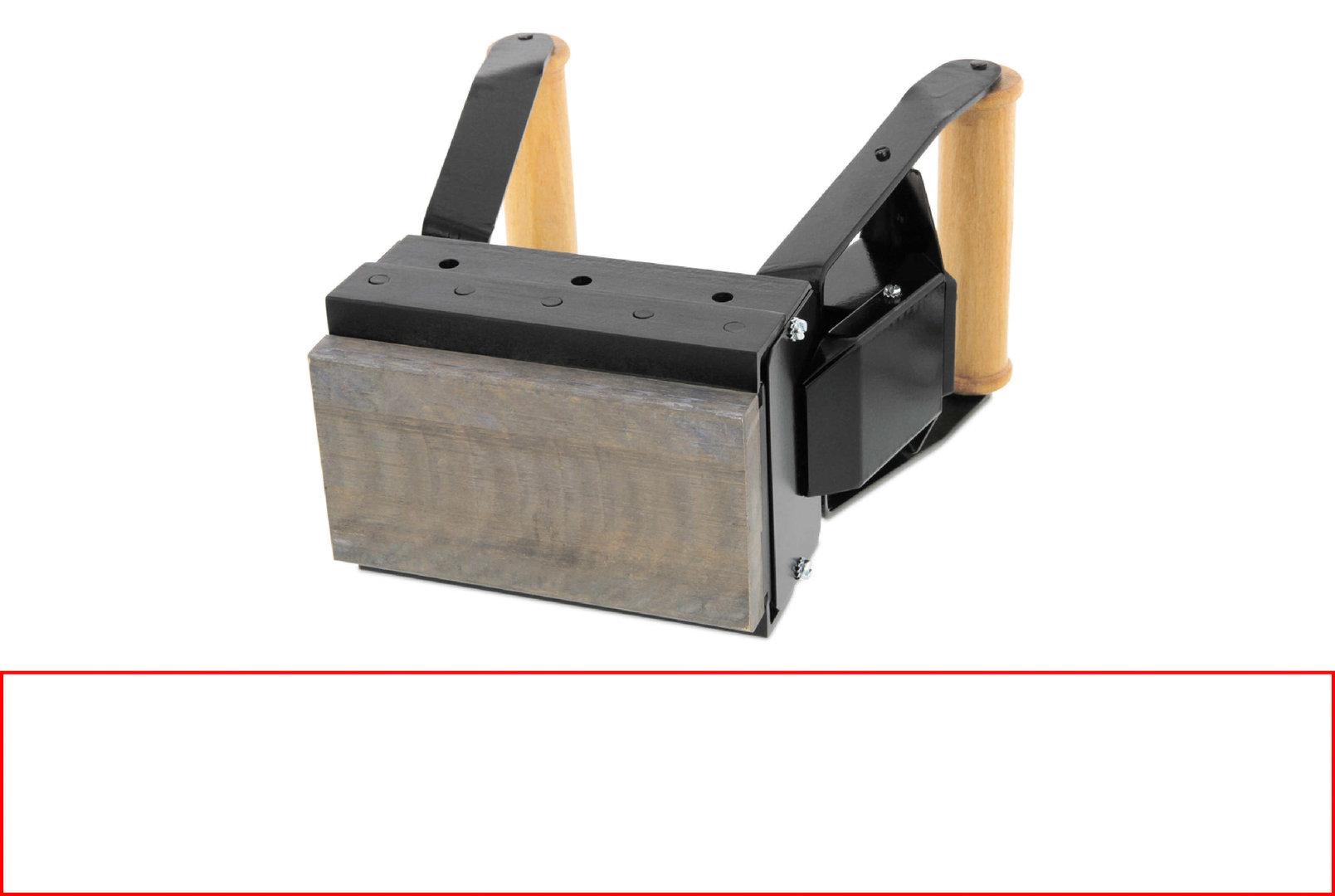 ALK S305 Brennstempel 300 x 50 mm