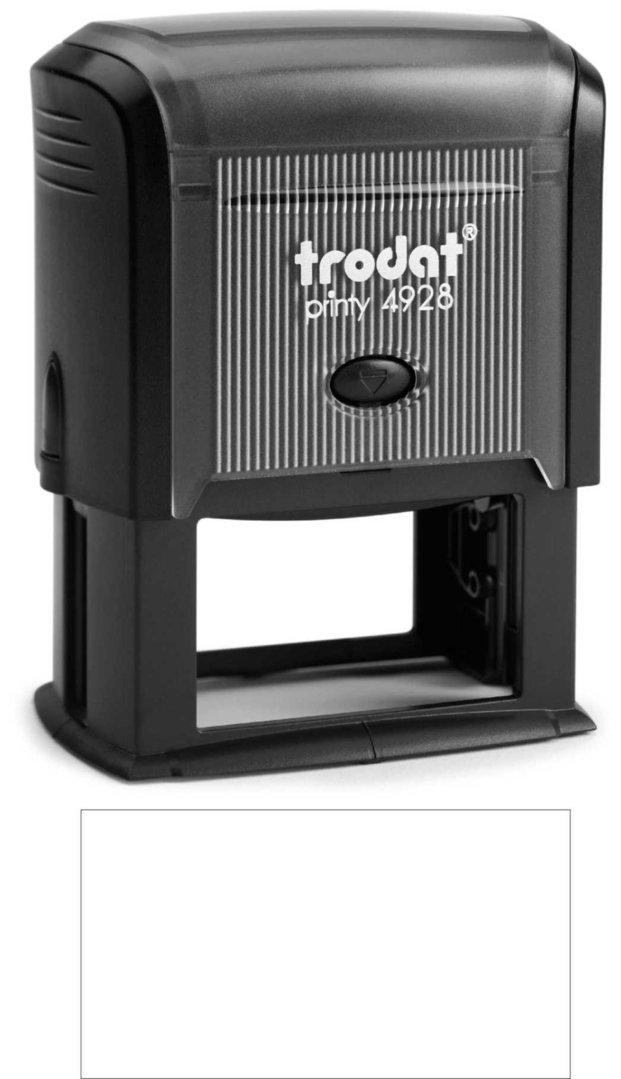 Trodat Printy | 4928 60x33mm