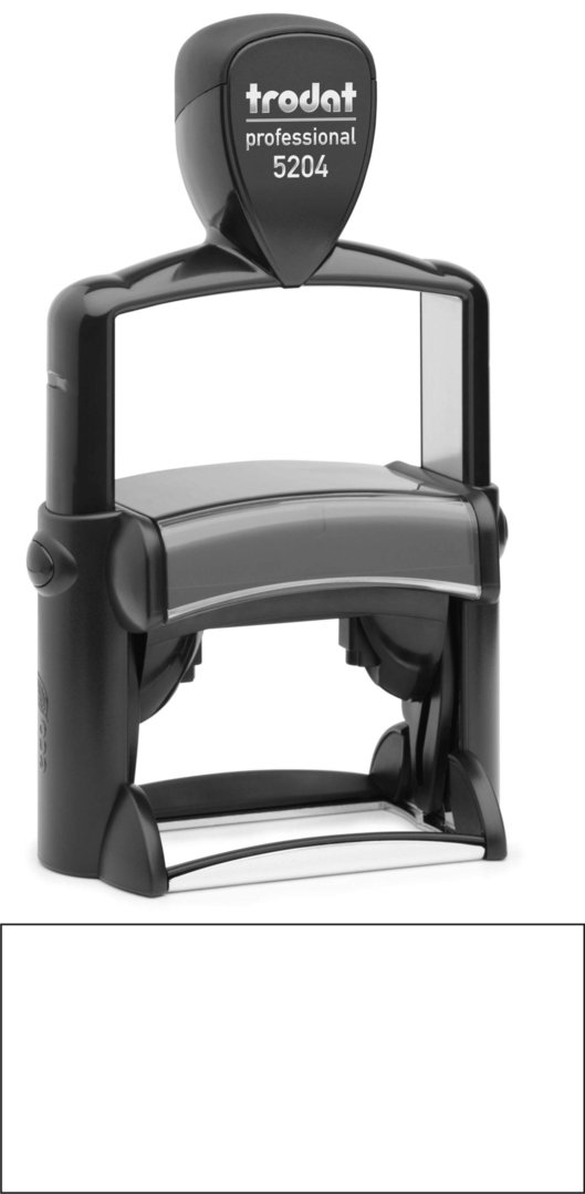 Trodat Professional 5204 | 56x26mm