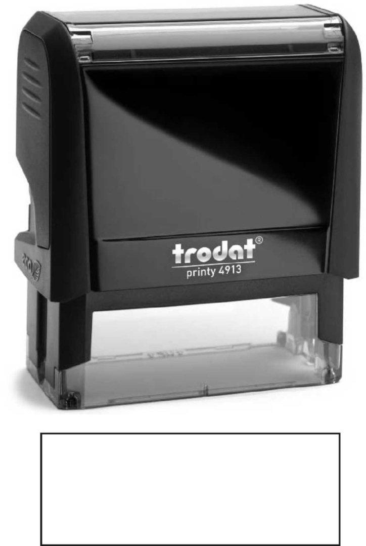 Trodat Printy | 4913 56x21mm