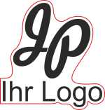 Angepasst an Logoform