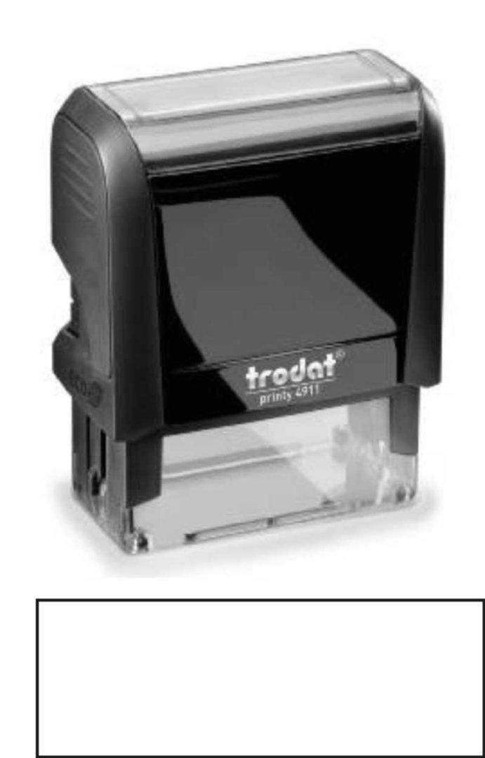 Trodat Printy | 4911 37x13mm