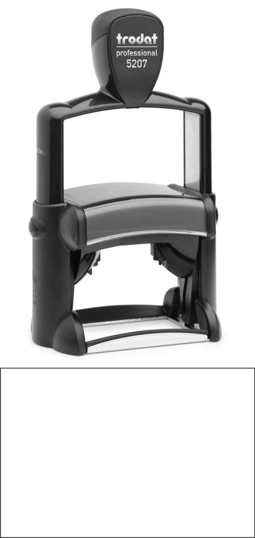 Trodat Professional 5207   60x40mm